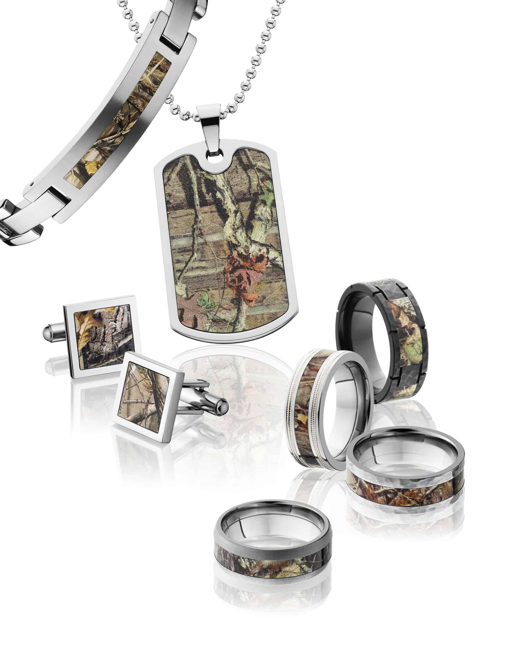 alternative metal wedding bands longmont co jewelers