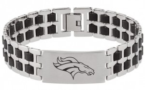 TGM_Broncos men's bracelet